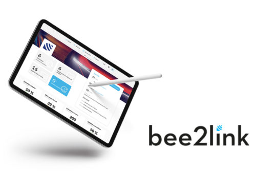 Bee2Link accelerates with 3DSoft