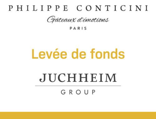 Philippe Conticini lève des fonds