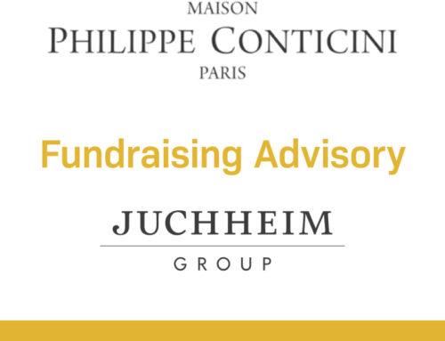 Philippe Conticini Fundraising